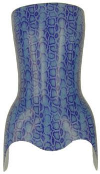 BLUE SNAKE <br />Item #: P-1052